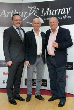 Markus Ardelean (Arthur Murray), Mugur Mihaescu, Cristian Tantareanu