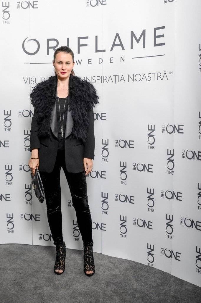 Roxana Voloseniuc, Redactor Sef Revista Elle
