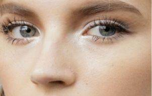 machiaj efect marie a ochilor