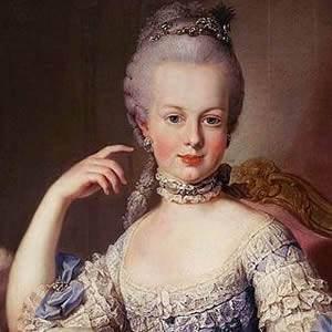 cele mai frumoase femei din istorie Marie Antoinette