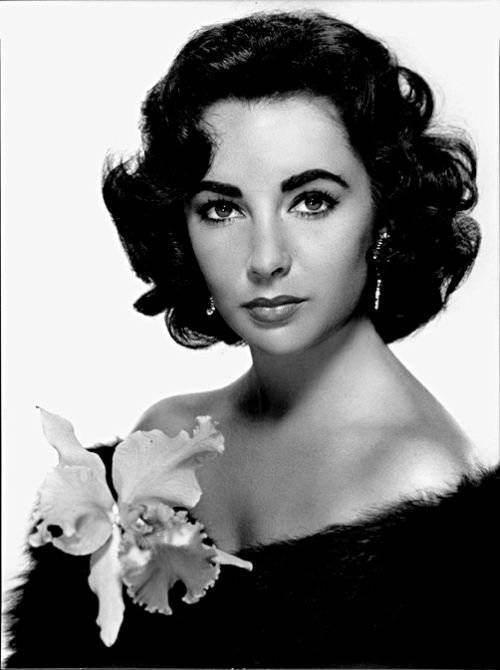 cele mai frumoase femei din istorie Elizabeth Taylor