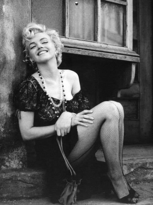 cele mai frumoase femei din istorie  Marilyn Monroe