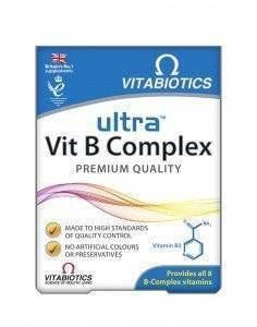 vitabiotics ultra vit B
