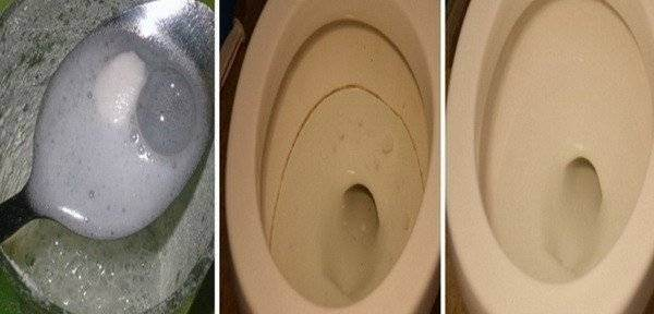Acest amestec natural curata toaleta fara frecare....Crezi ca exista ceva mai bun