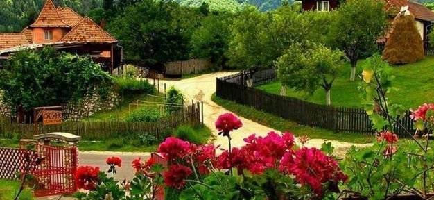 Satele cele mai frumoase din România
