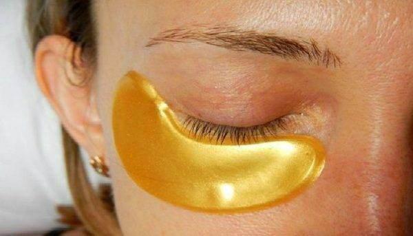 Aplica aceasta masca aurie sub ochi: rezultatele te vor uimi!