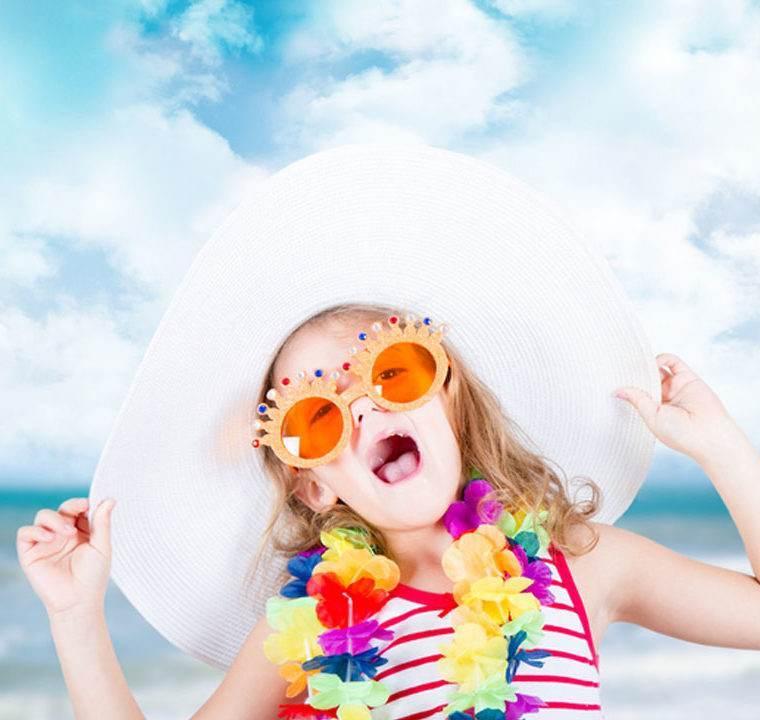 Cum sa iti distrezi copiii pe timpul verii