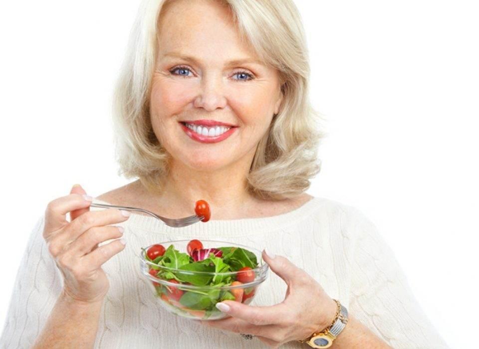 Как усмирить аппетит и похудеть при климаксе