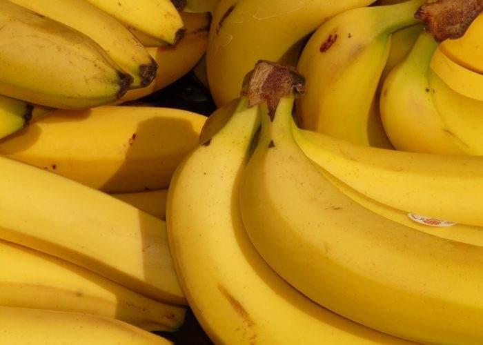 Scapa de acnee cu ajutorul bananelor