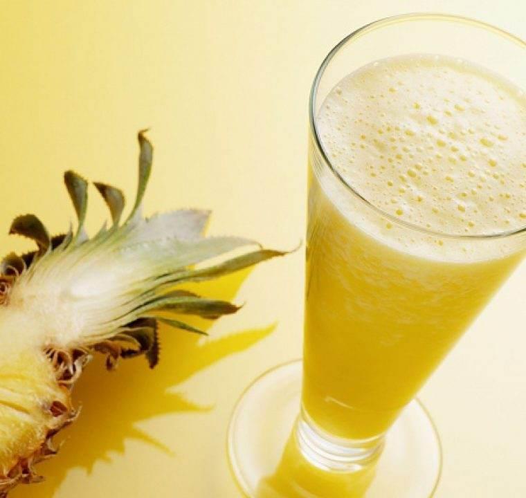 Retete de suc de ananas pentru un ten sanatos si radiant