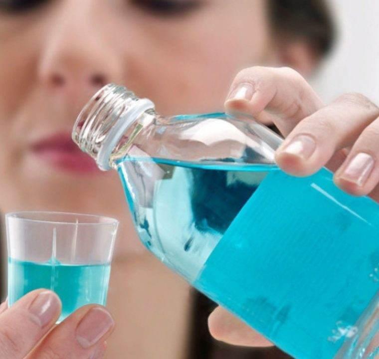 Modalitati incredibile de a folosi apa de gura pentru infrumusetare