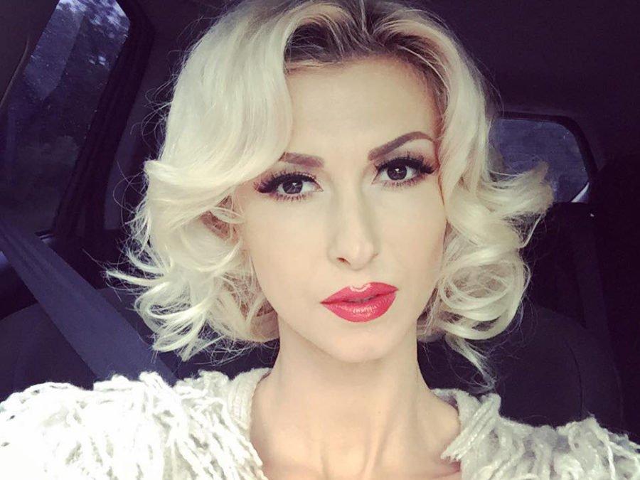 Andreea Bălan, de pe patul de spital, mesaj pentru ...  |Andreea Balan