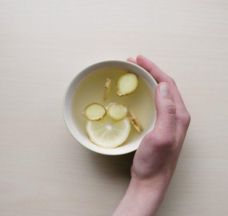 De ce este recomandat sa bei ceai de ghimbir