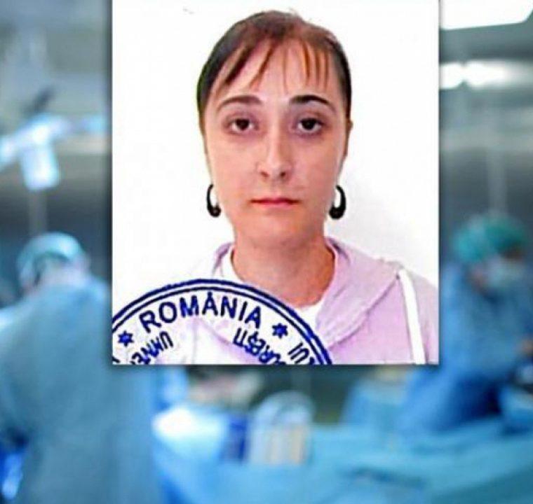 O pacienta, acuzatii grave la adresa medicului fals Raluca Birsan